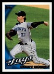 2010 Topps #357  Scott Downs  Front Thumbnail