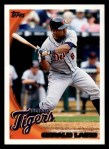 2010 Topps #309  Gerald Laird  Front Thumbnail
