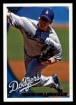 2010 Topps #401  Chad Billingsley  Front Thumbnail