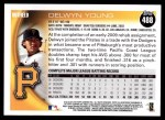 2010 Topps #488  Delwyn Young  Back Thumbnail