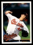 2010 Topps #447  Jeremy Guthrie  Front Thumbnail