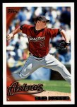 2010 Topps #546  Bud Norris  Front Thumbnail