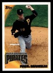 2010 Topps #576  Paul Maholm  Front Thumbnail