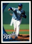 2010 Topps #528  Brian Bannister  Front Thumbnail