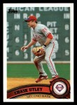 2011 Topps #214  Chase Utley  Front Thumbnail