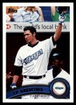 2011 Topps #587  J.P. Arencibia  Front Thumbnail