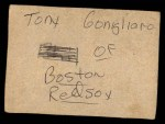 1961 Post #198 BOX Sam Taylor   Back Thumbnail
