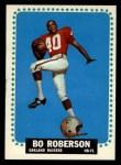 1964 Topps #151  Bo Roberson  Front Thumbnail