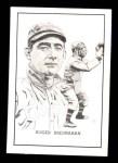1950 Callahan Hall of Fame  Roger Bresnahan  Front Thumbnail