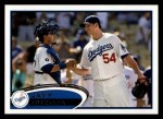 2012 Topps #88  Javy Guerra  Front Thumbnail