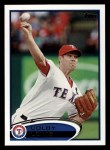 2012 Topps #18  Colby Lewis  Front Thumbnail