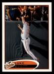 2012 Topps #107  Luke Scott  Front Thumbnail