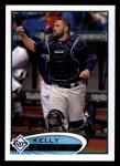 2012 Topps #193  Kelly Shoppach  Front Thumbnail