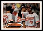 2012 Topps #125  Adam Jones  Front Thumbnail