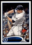 2012 Topps #388  Chase Headley  Front Thumbnail