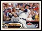2012 Topps #390  Taylor Green  Front Thumbnail