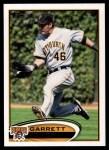 2012 Topps #453  Garrett Jones  Front Thumbnail