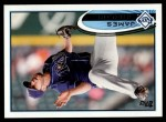 2012 Topps #471  James Shields  Front Thumbnail