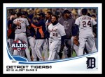 2013 Topps #42  Detroit Tigers   Front Thumbnail