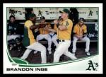 2013 Topps #76  Brandon Inge   Front Thumbnail