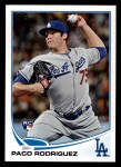 2013 Topps #99  Paco Rodriguez   Front Thumbnail