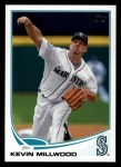 2013 Topps #325  Kevin Millwood   Front Thumbnail