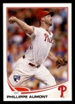2013 Topps #646  Phillippe Aumont  Front Thumbnail