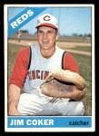 1966 Topps #292  Jim Coker  Front Thumbnail