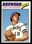 1977 Topps #99  Tom Hausman  Front Thumbnail