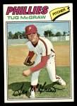 1977 Topps #164  Tug McGraw  Front Thumbnail