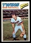 1977 Topps #578  Bob Randall  Front Thumbnail