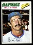 1977 Topps #334  Bill Stein  Front Thumbnail