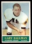 1964 Philadelphia #141  Gary Ballman  Front Thumbnail