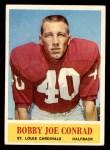 1964 Philadelphia #170  Bobby Joe Conrad  Front Thumbnail