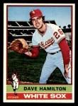 1976 Topps #237  Dave Hamilton  Front Thumbnail
