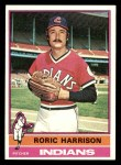 1976 Topps #547  Roric Harrison  Front Thumbnail