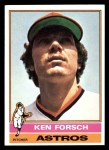 1976 Topps #357  Ken Forsch  Front Thumbnail