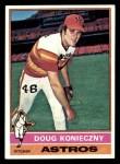 1976 Topps #602  Doug Konieczny  Front Thumbnail