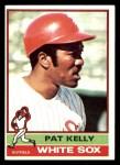 1976 Topps #212  Pat Kelly  Front Thumbnail