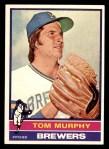 1976 Topps #219  Tom Murphy  Front Thumbnail