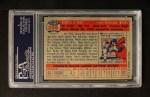 1957 Topps #266  Ken Kuhn  Back Thumbnail