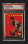 1958 Topps #57 YN Tim Thompson  Front Thumbnail