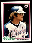 1978 Topps #130  Jeff Burroughs  Front Thumbnail