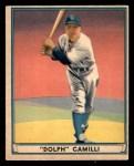 1941 Play Ball #51  Dolph Camili  Front Thumbnail