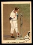 1959 Fleer #45   -  Ted Williams Farewell To Baseball Front Thumbnail