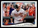 2014 Topps #47   -  Chris Davis Checklist 1 - Baseball Highlights Front Thumbnail