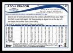 2014 Topps #147  Jason Frasor  Back Thumbnail