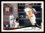 2014 Topps #207  Jonathan Villar  Front Thumbnail