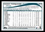 2014 Topps #244  Danny Farquhar  Back Thumbnail