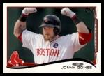 2014 Topps #274  Jonny Gomes  Front Thumbnail